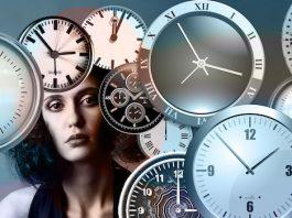 Clocks ticking