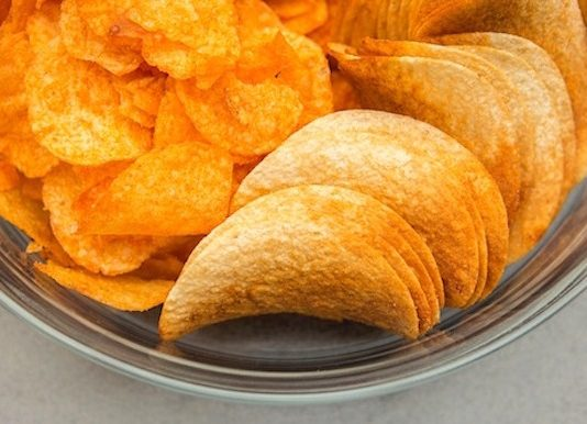 What is your weakness? Mine is potato chips.