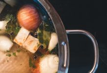 Save money by making homemade broth