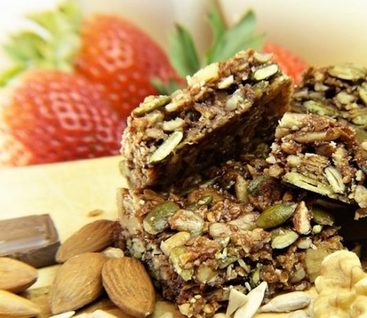 Whole food healthy snack options