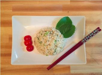 Jamacian rice and peas